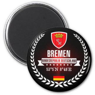 Bremen Runder Magnet 5,7 Cm