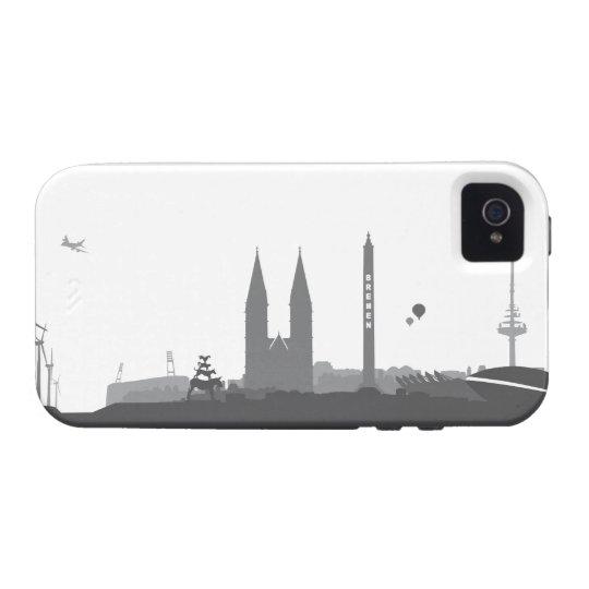 Bremen Skyline iPhone4 Schutzhülle Case-Mate iPhone 4 Hüllen