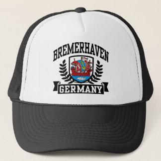 Bremerhaven Deutschland Truckerkappe