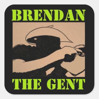 BrendanTheGent Aufkleber