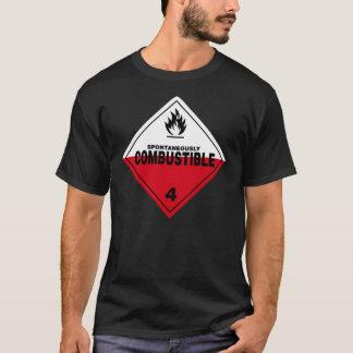 Brennbar T-Shirt