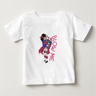 Brennen Sie mich durch Baby T-shirt