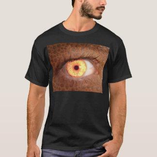 Brennende Mutant-Augen-Mausunterlage T-Shirt