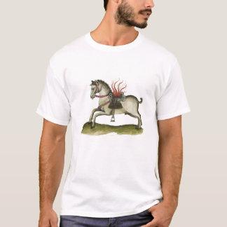 Brennendes Pferd T-Shirt