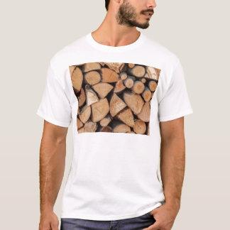 Brennholz T-Shirt