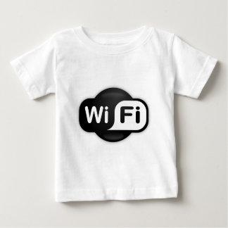 Brenzlige Stelle Wi-Fi Baby T-shirt