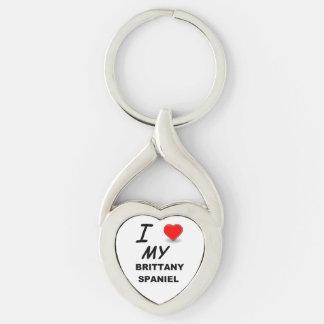 Bretagne-Liebe Schlüsselanhänger