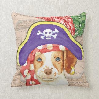 Bretagne-Pirat Kissen