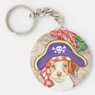 Bretagne-Pirat Schlüsselanhänger