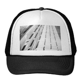 Bretterzaun - Negativ Trucker Caps