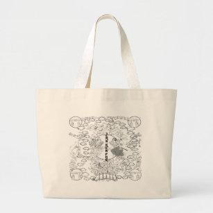 Brettspiel-Strand-Tasche Jumbo Stoffbeutel