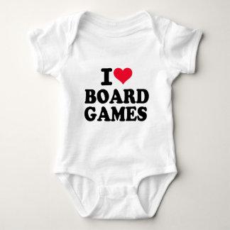 Brettspiele der Liebe I Baby Strampler