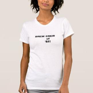 BREW-CREW     von    '82! T-Shirt