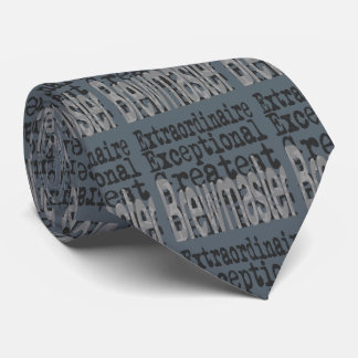 Brewmaster Extraordinaire Bedruckte Krawatte