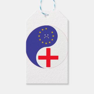 Brexit Geschenkanhänger