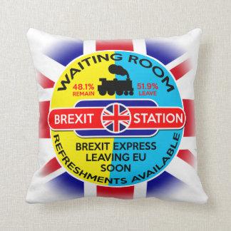 Brexit Kissen