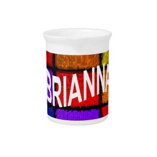 BRIANNA (weibliche Namen) Krug