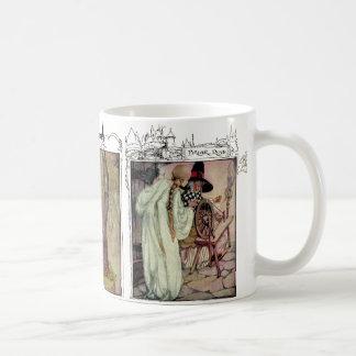 Briar-Rose, Rapunzel, Madame Moll Mug Kaffeetasse