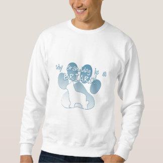 Briard Granddog Sweatshirt