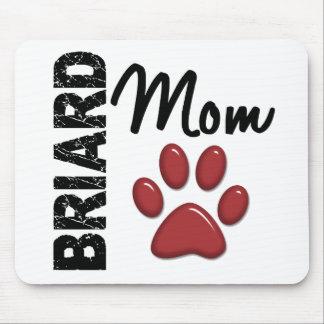 Briard Mamma 2 Mousepads