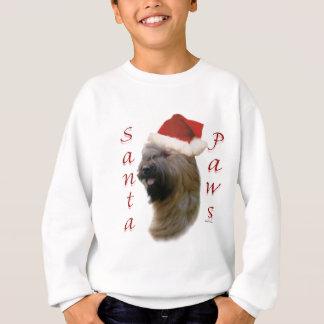 Briard Sankt Tatzen Sweatshirt