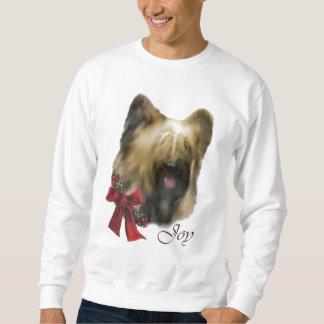 Briard Weihnachtsgeschenke Sweatshirt