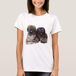 briards Regel T-Shirt