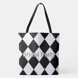 Bridal_Party_Harlequin_Classic (c) __Multi-Sizes Tasche