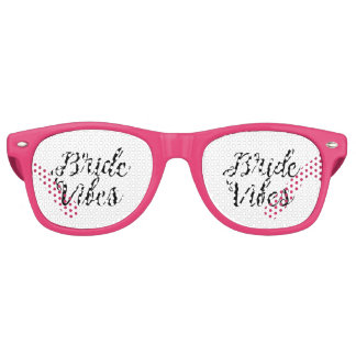 BrideVibes Retro Sonnenbrillen
