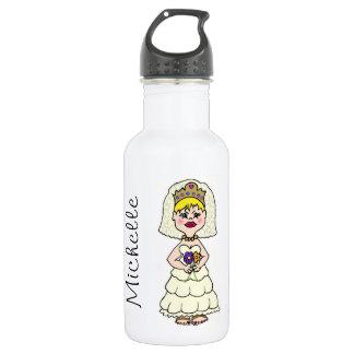 Bridezilla Wasser-Flasche Trinkflasche