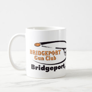Bridgeport-Gewehr-Verein-Tasse Kaffeetasse