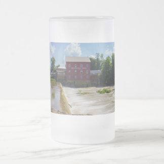 Bridgeton Mühle Mattglas Bierglas