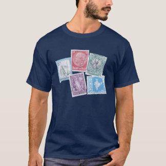 Briefmarke, die Monat sammelt T-Shirt