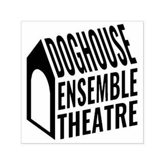 Briefmarke - Doghouse-Ensemble-Theater Permastempel