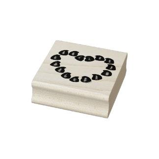Briefmarke Gummistempel
