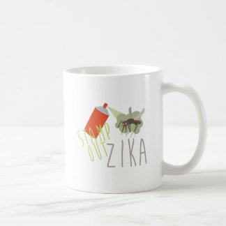 Briefmarke heraus Zika Kaffeetasse