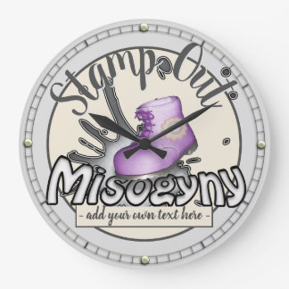Briefmarken-heraus Frauenhaß Große Wanduhr
