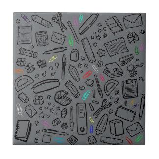 Briefpapier-Liebhaber Keramikfliese