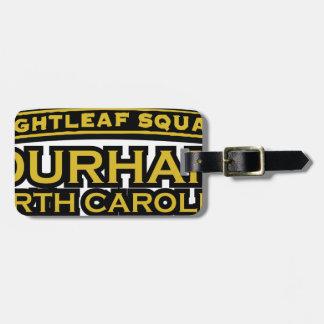 Brightleaf quadratisches Durham Kofferanhänger