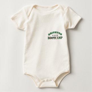 Brighton Bootcamp Babygrow Body