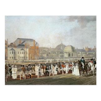 Brighton: Der alte Pavillon und das Steyne Postkarte