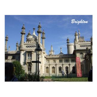 Brighton Postkarte