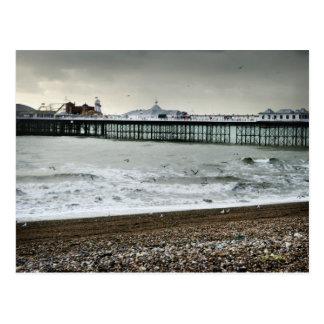 Brighton-Postkarten Postkarte