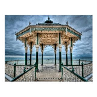 BrightonBandstand, England Postkarte