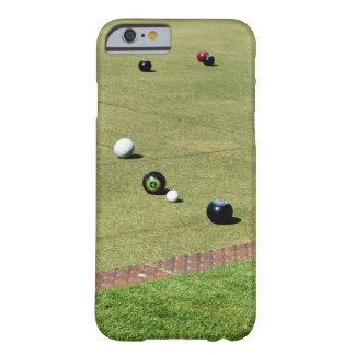Bring_It, _Lawn_Bowls, _Barely dort iPhone 6 Fall Barely There iPhone 6 Hülle