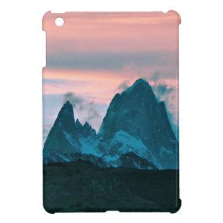 Bringen Sie Fitz Roy, Patagonia, Argentinien an iPad Mini Hülle