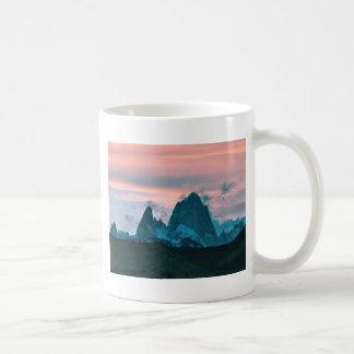 Bringen Sie Fitz Roy, Patagonia, Argentinien an Kaffeetasse