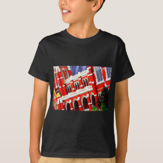 BRISBANE-STADT-ALBERT-STRASSEN-KIRCHE AUSTRALIEN T-Shirt