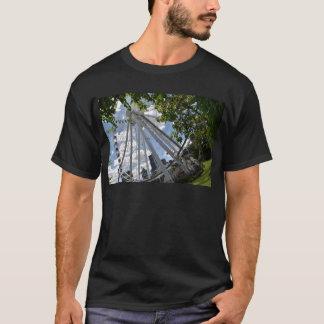 BRISBANE-STADT SOUTHBANK QUEENSLAND AUSTRALIEN T-Shirt