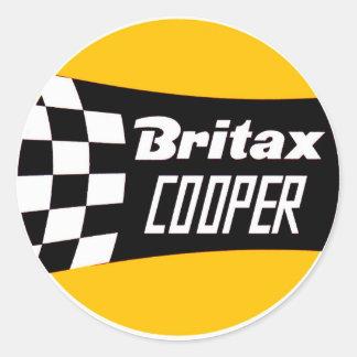 Britax Mini Cooper Aufkleber